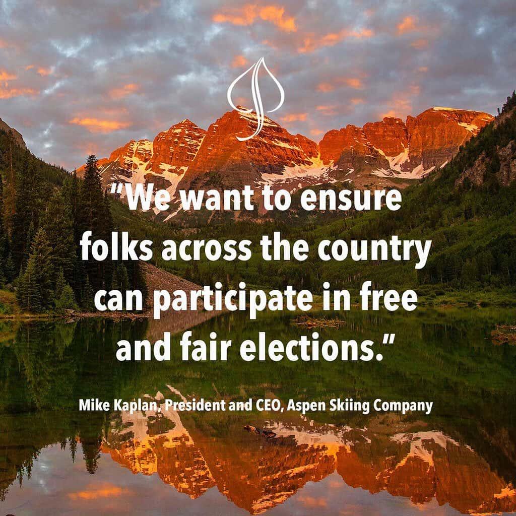aspen snow mass, John Lewis, voting rights act, vraa