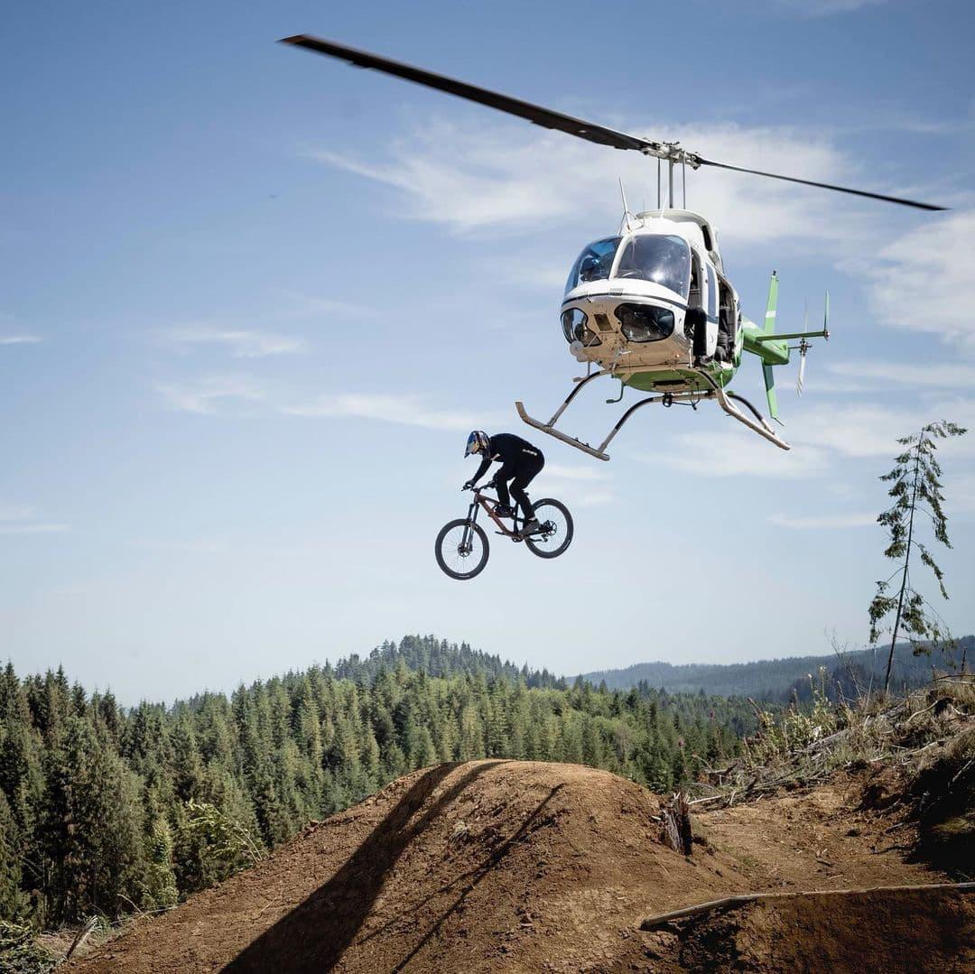 Carson Storch, crash