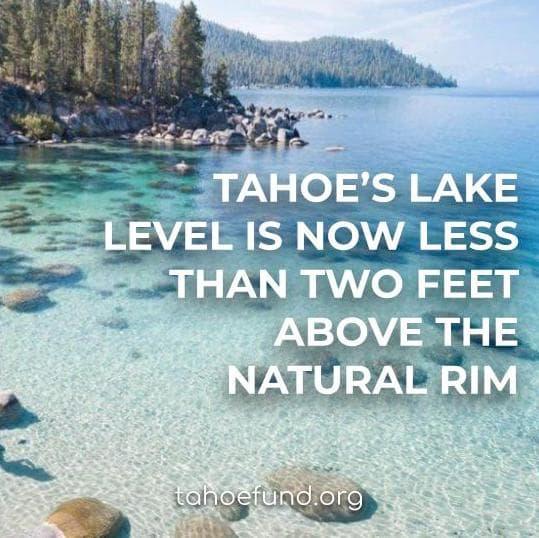 Lake Tahoe,