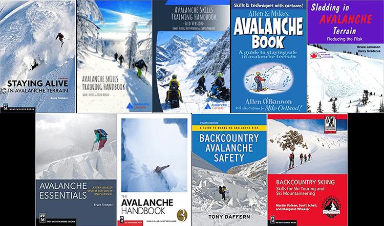 avalanche, books, bca,