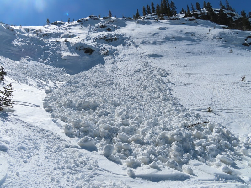 CAIC, avalanches,