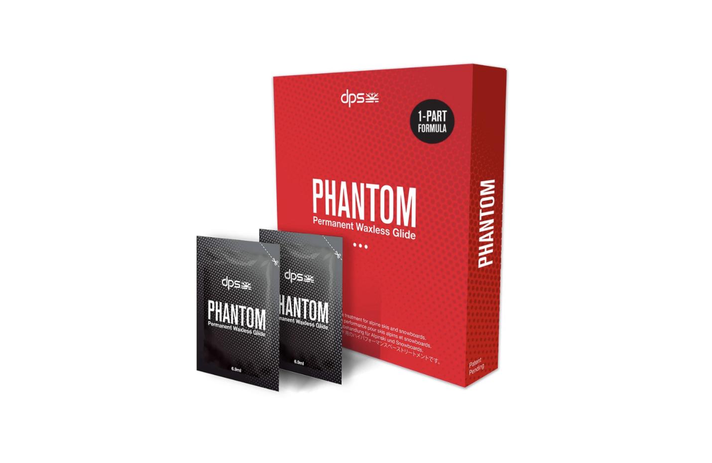 DPS phantom, wax,