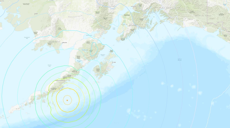 earthquake, Alaska, tsunami