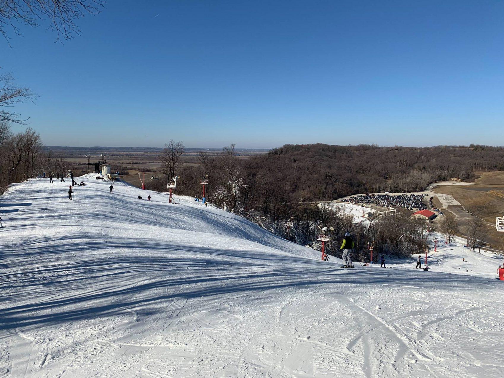Midwest ski