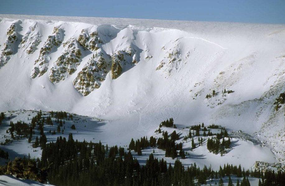 The Continental Divide, Berthoud Pass, Colorado