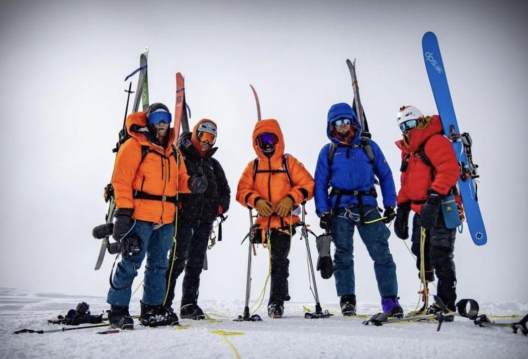 summit denali by adaptive team