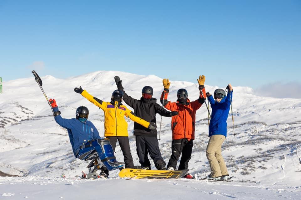 Australia ski resort