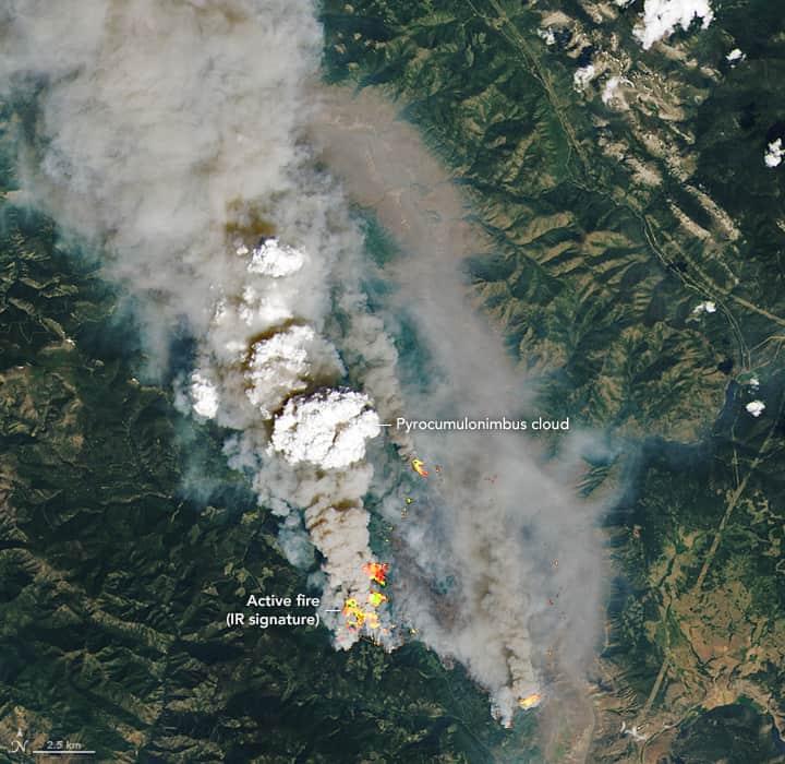 British Columbia, wildfires,