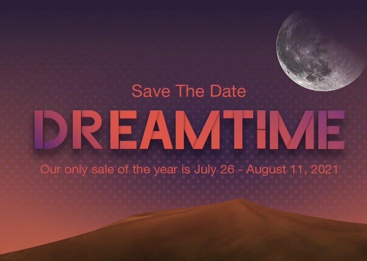sales event announcement