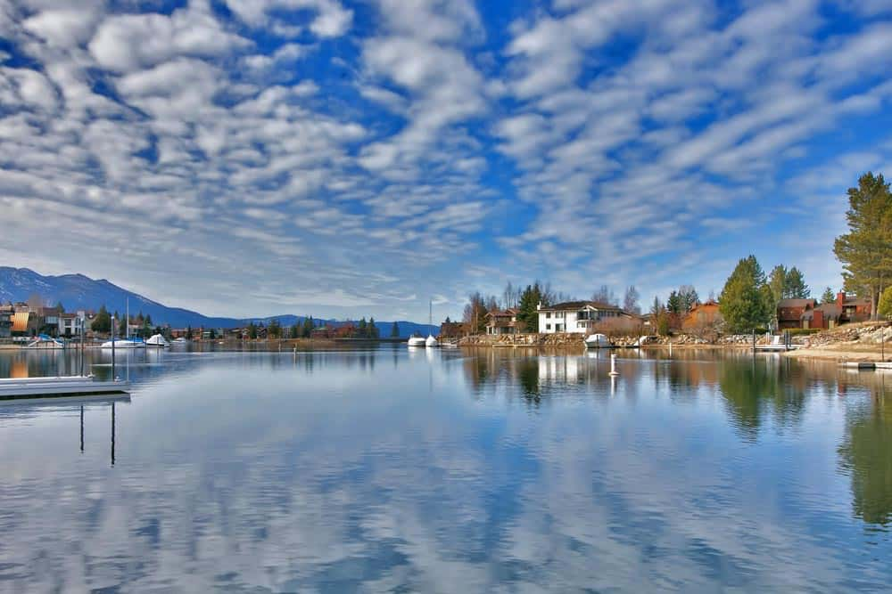 tahoe keys, south Lake Tahoe,