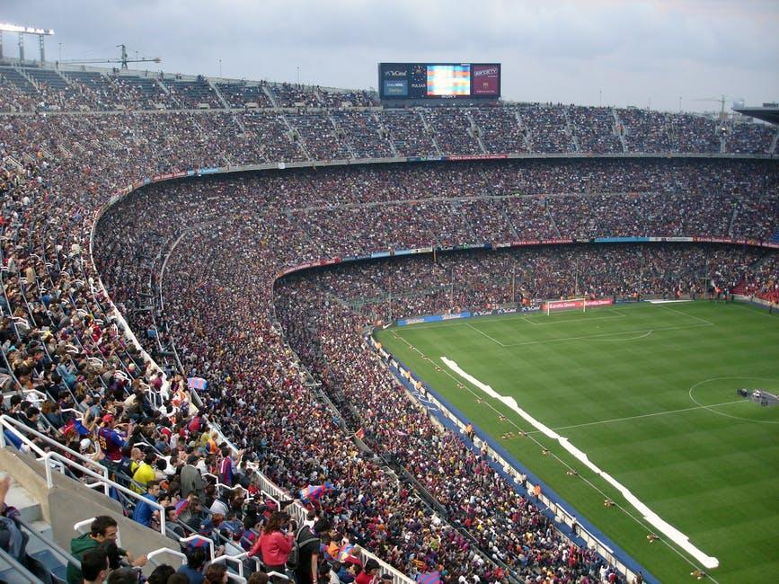 full stadium