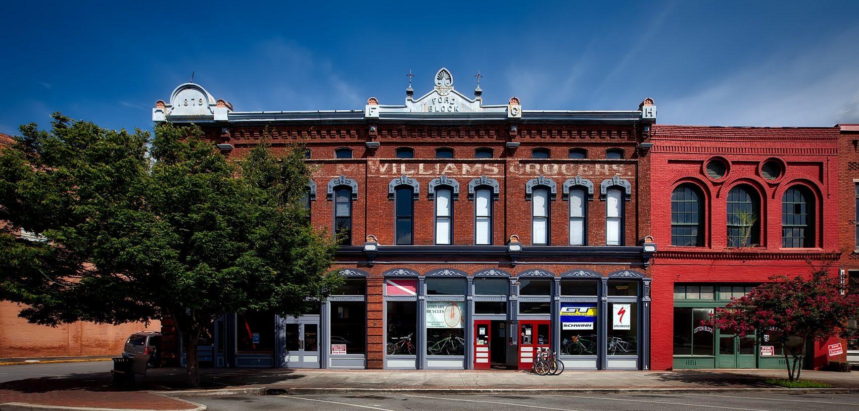 Small Town, colorado,