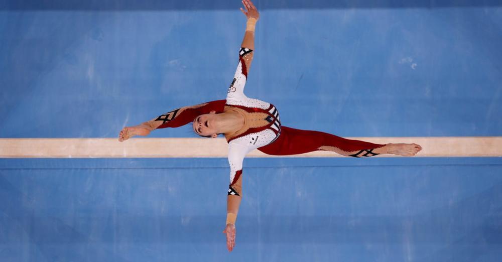gymnast, unitards