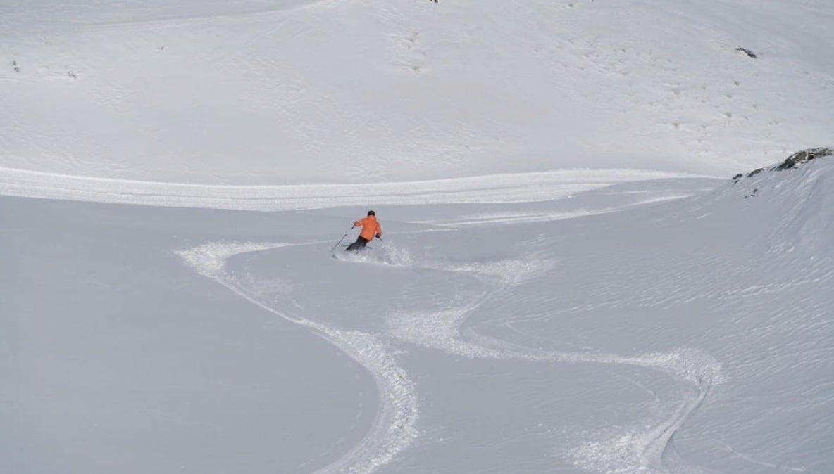 new skiable terrain