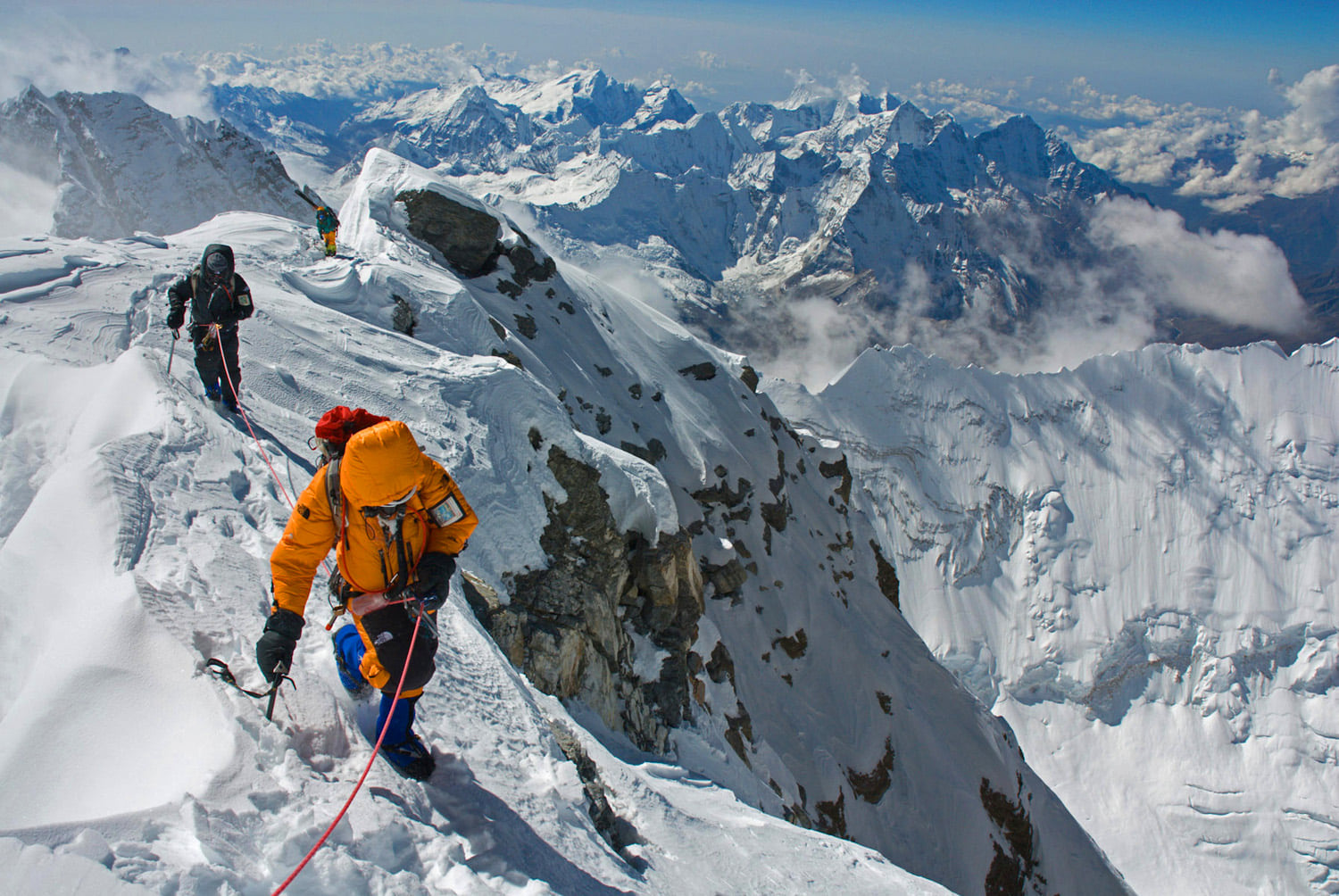 hiking, how much does it cost to climb mount everest