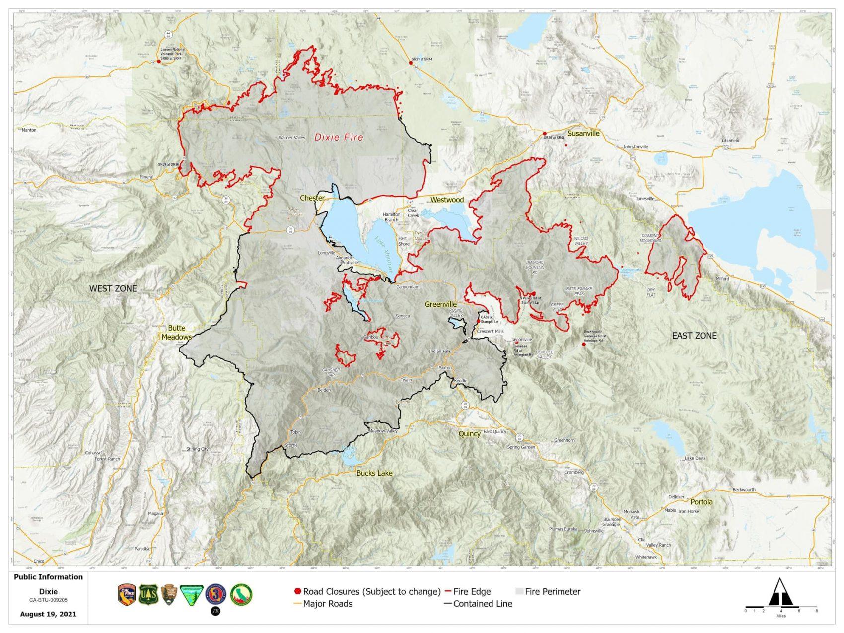 Dixie Fire, California, wildfire,