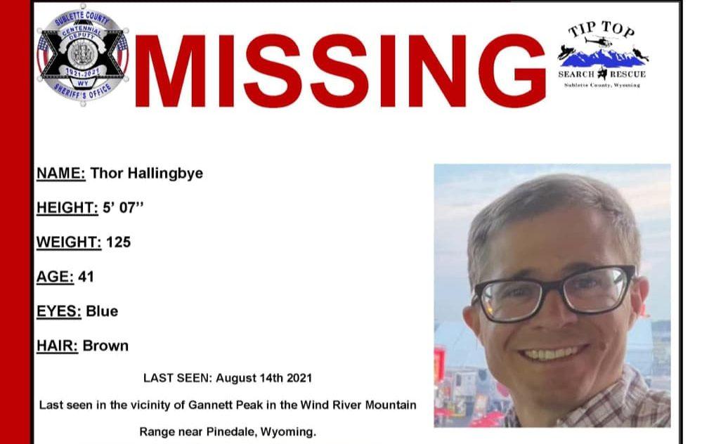 wyoming, missing, man found dead, body,