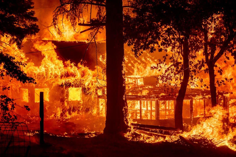 Dixie Fire,