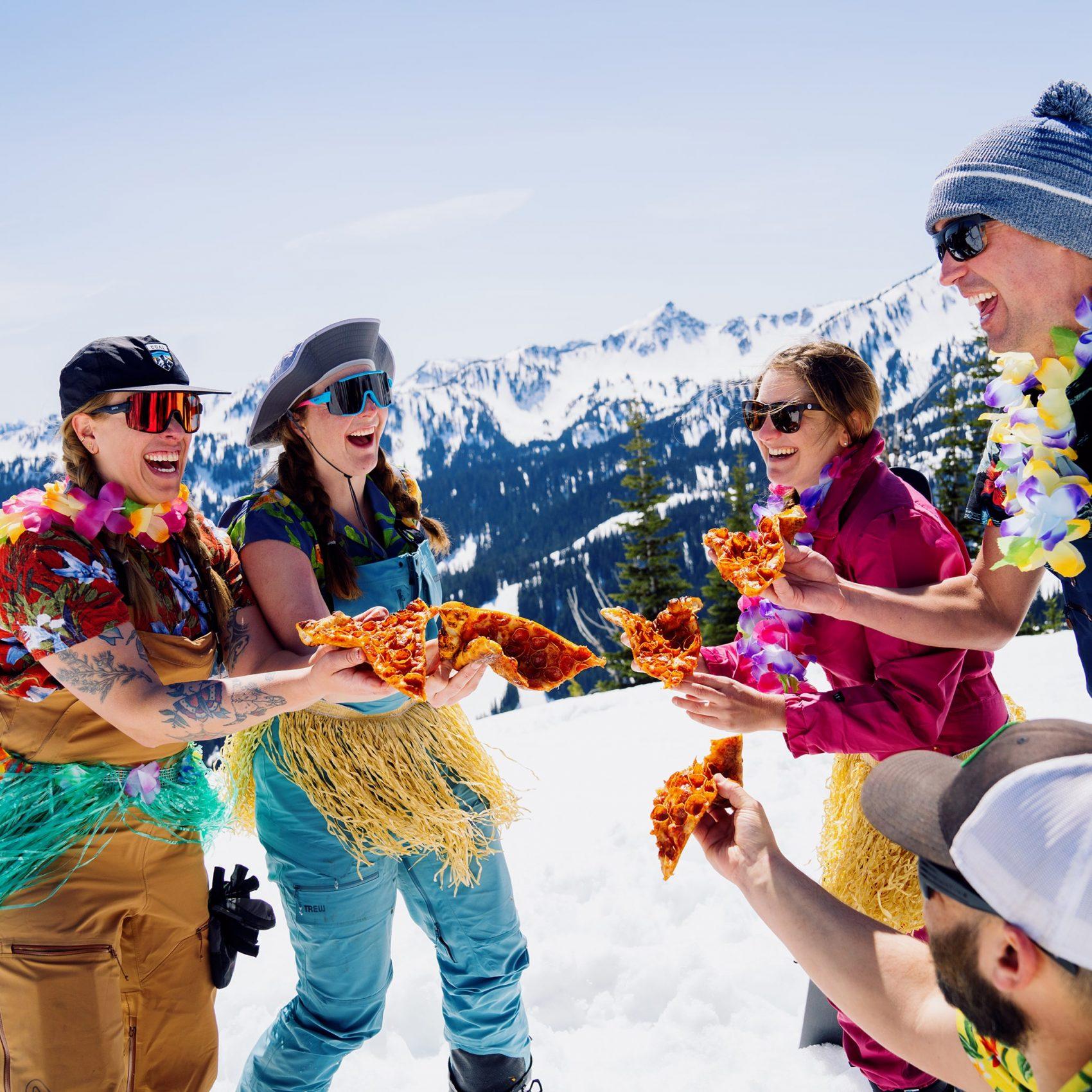 eat n ski, refueling,