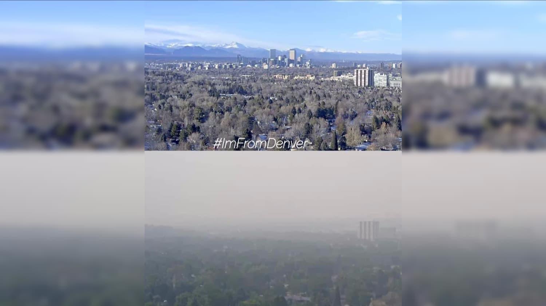 Denver, Colorado, air quality, world's worst,