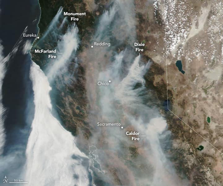 california, wildfires,