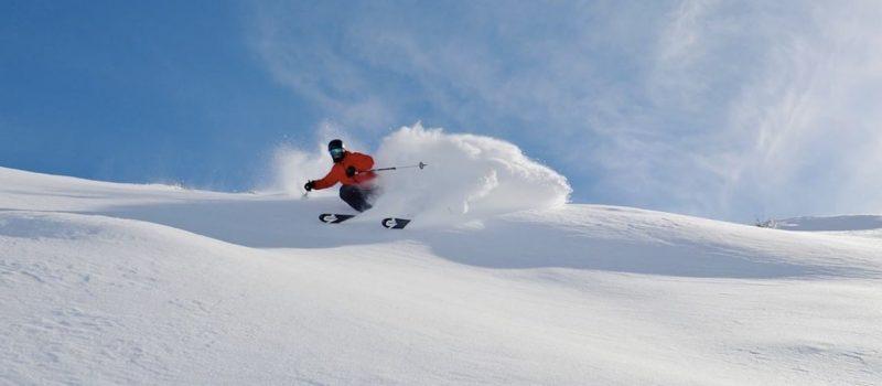 skiing in australia