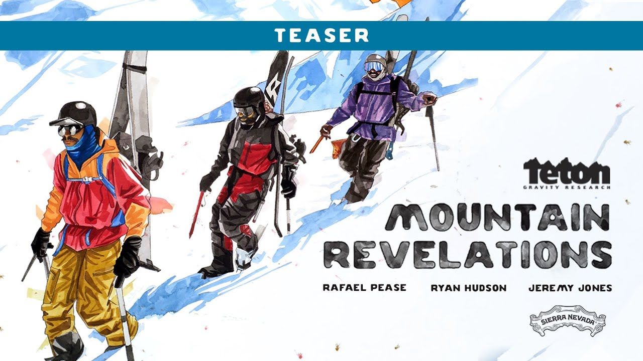 mountain revelations, TGR, Jeremy Jones