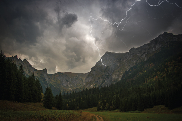 thunderstorms,