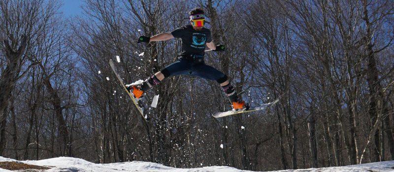 jeans ski