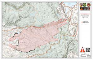 Caldor Fire, california,