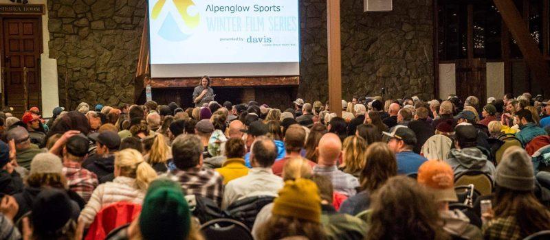 alpenglow sports, winter speaker series,