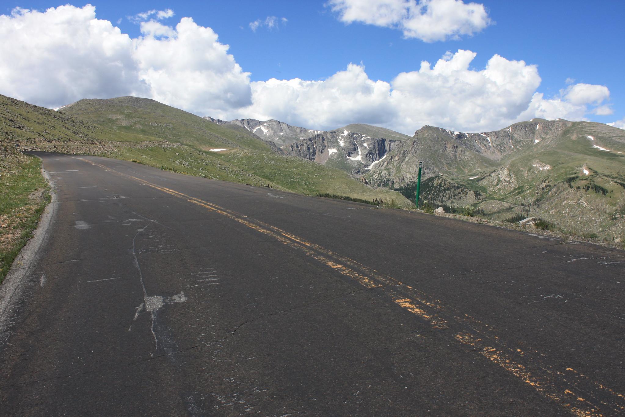 mount Evans, highest paved roads,