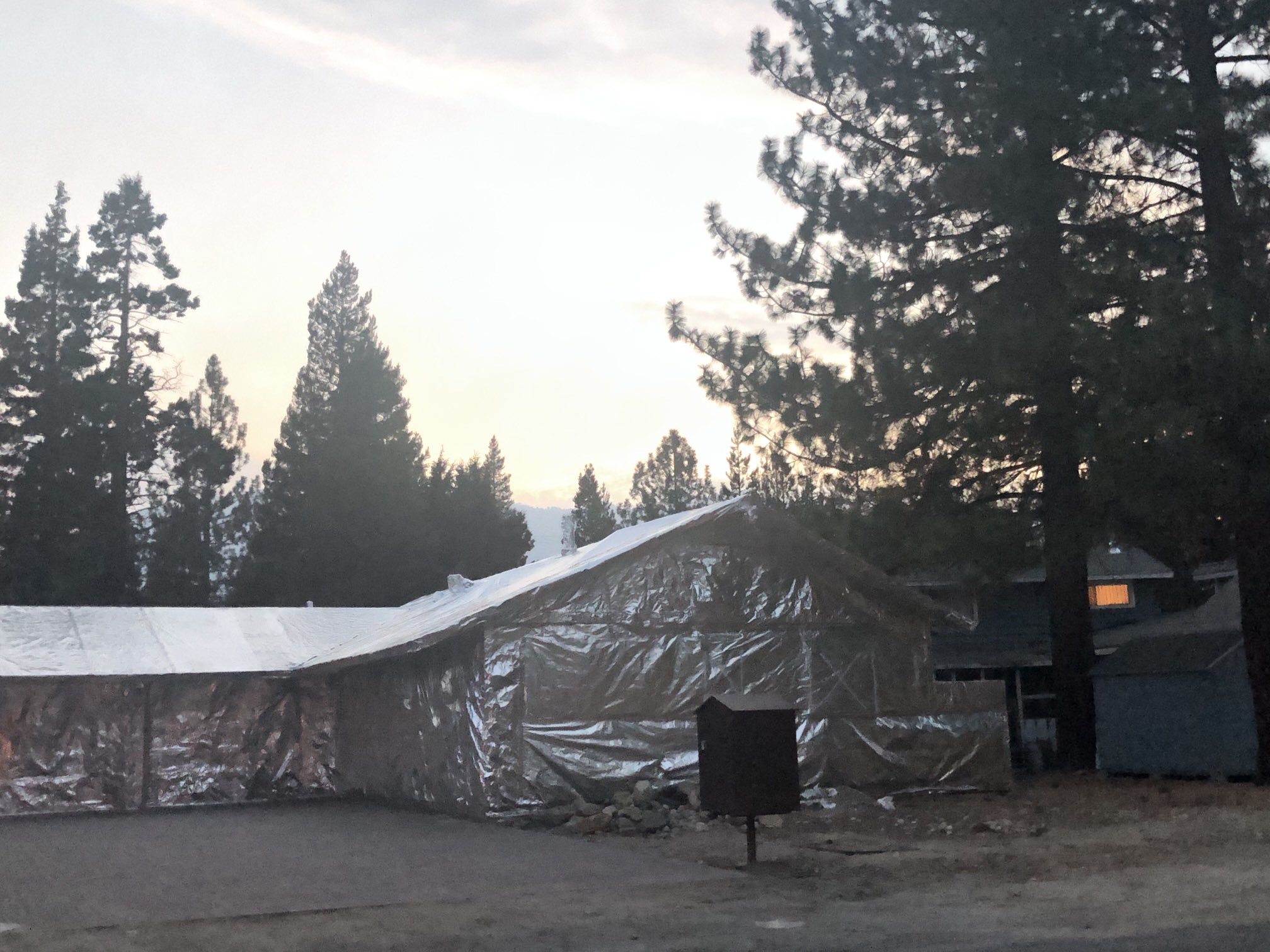foiled home