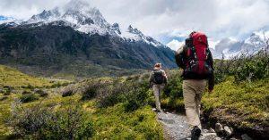 hiking, obesity rates,
