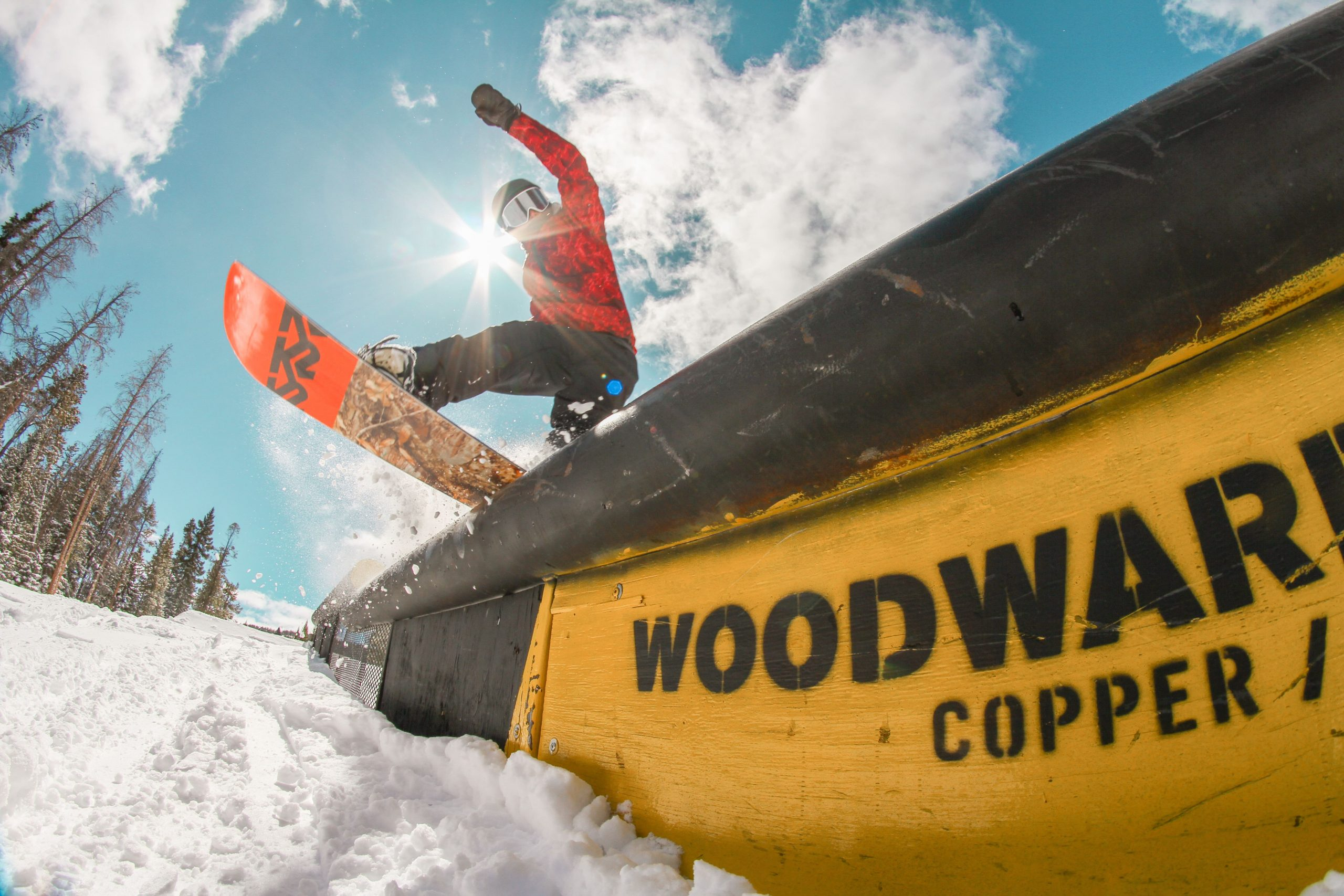 woodward grind