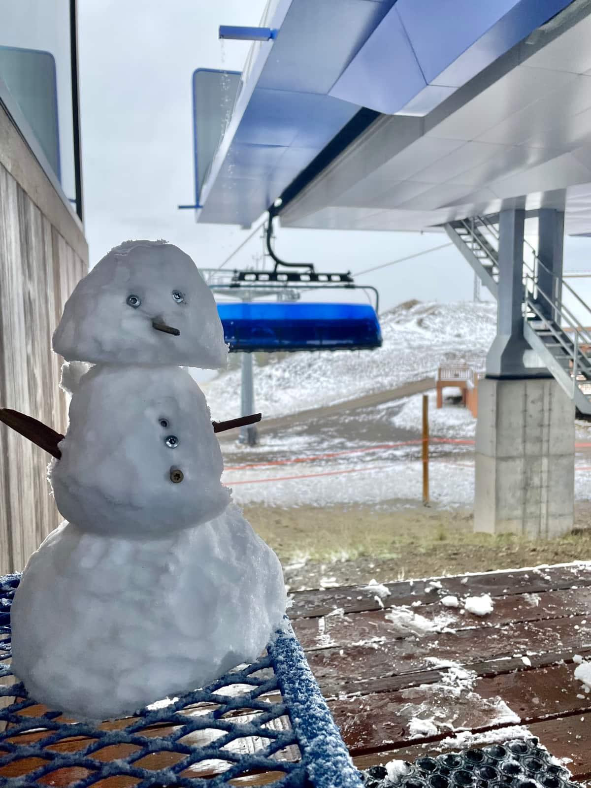 bog sky resort, Montana, snow