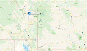 shoshone lake, Yellowstone, wyoming,