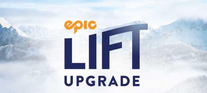 vail resorts, epic lift upgrade,