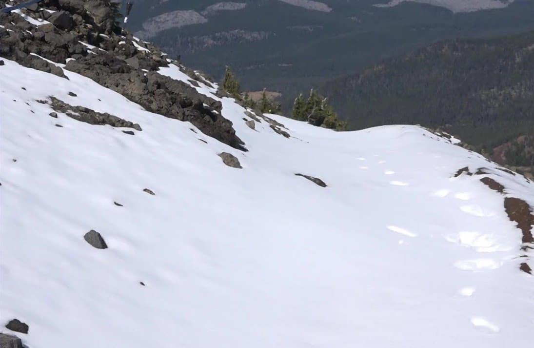 mount bachelor, Oregon,
