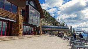 piste mountain bistro, Teton Village, Jackson hot mountain resort, wyoming,
