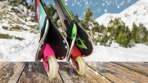 carrier ski
