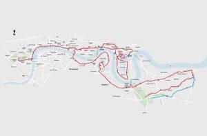 London marathon,