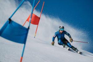 ski technique