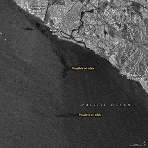 california, oil spill