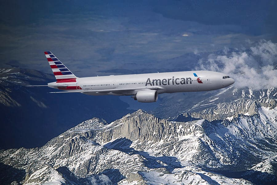 American Airlines,